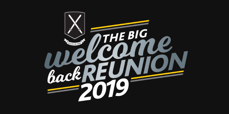 Welcome Back Reunion 2019