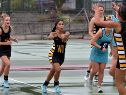 Netball at St Paul's Collegiate School