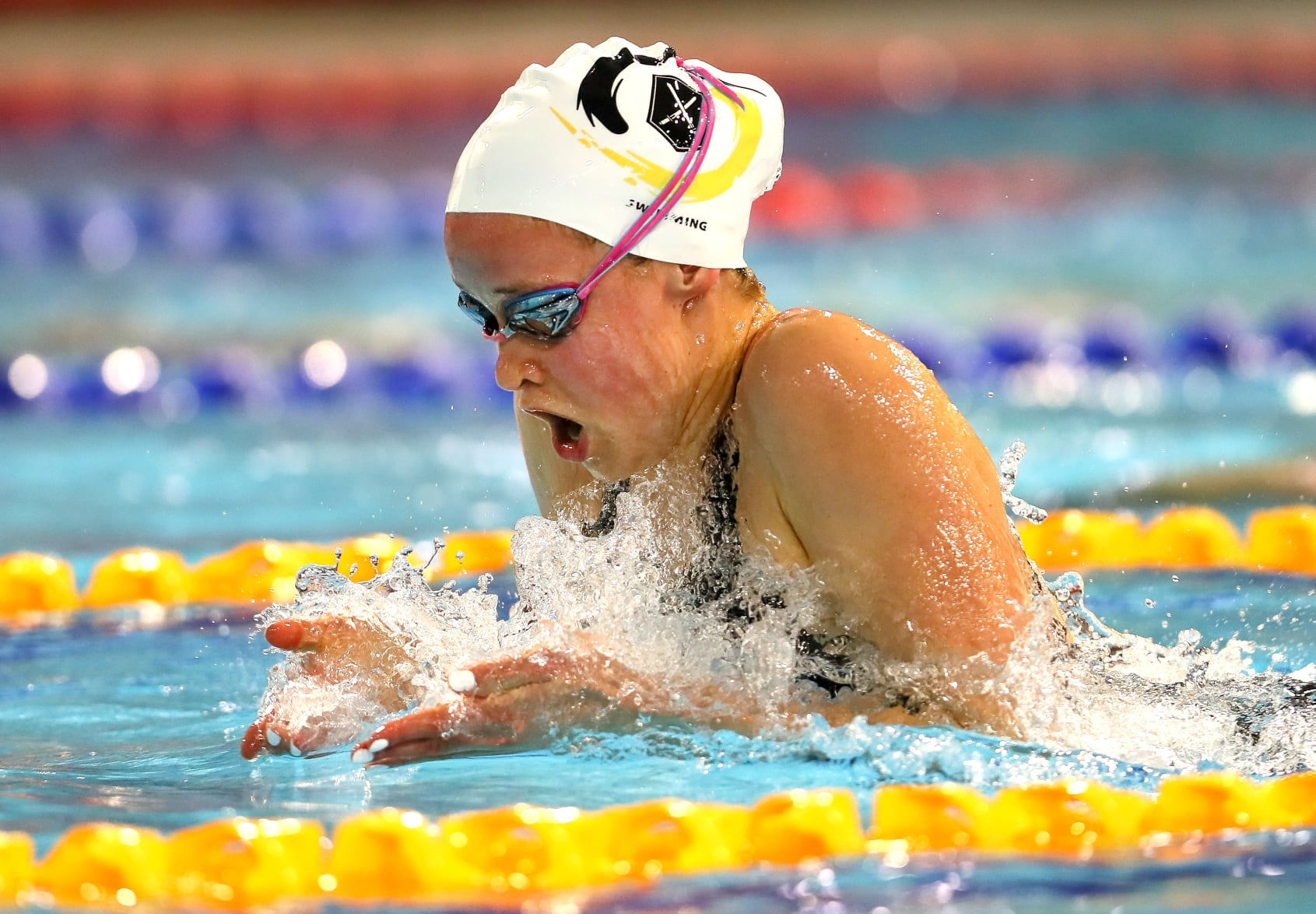 Swimmers strike gold at National Short Course Championships