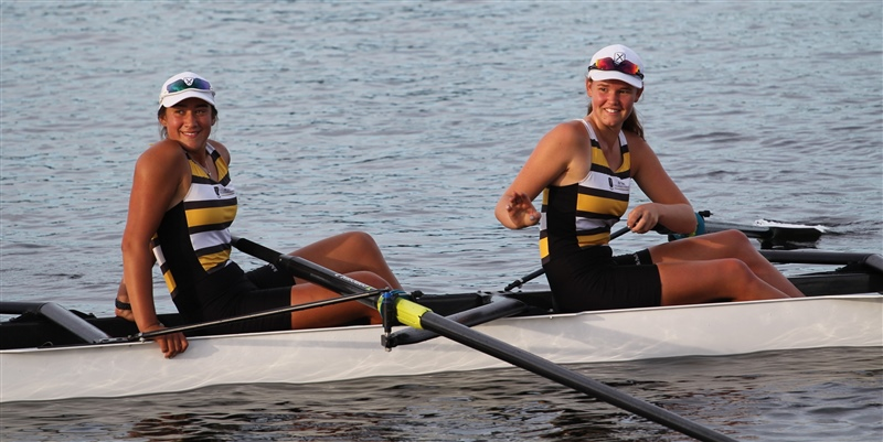 Talented athletes to compete on world rowing stage