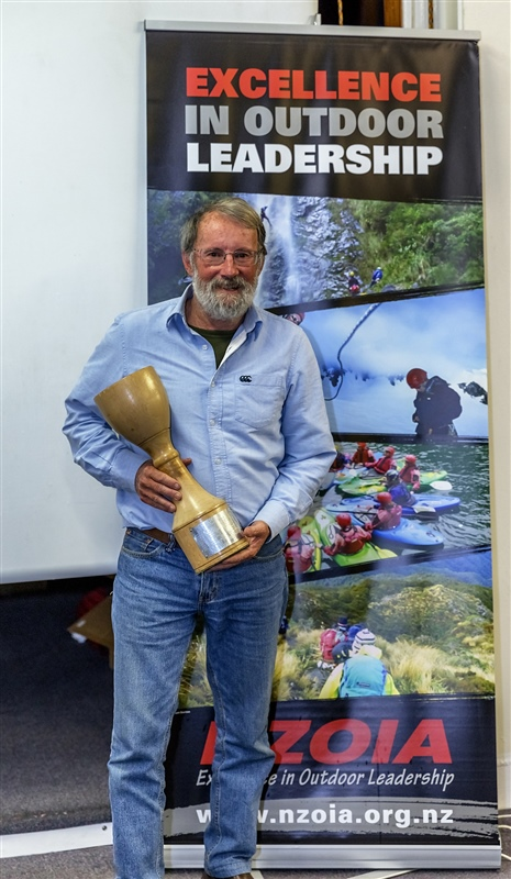 Dedication to adventure recognised at NZOIA awards
