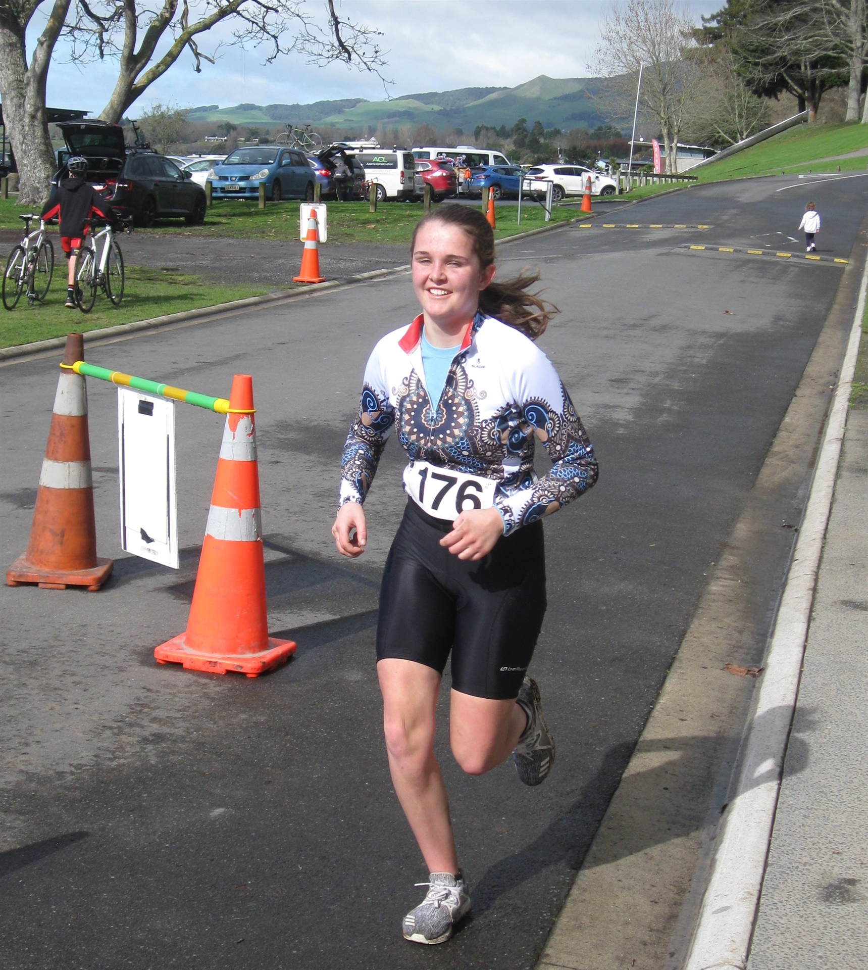 Feet and wheels hit the road for Waikato duathlon champs