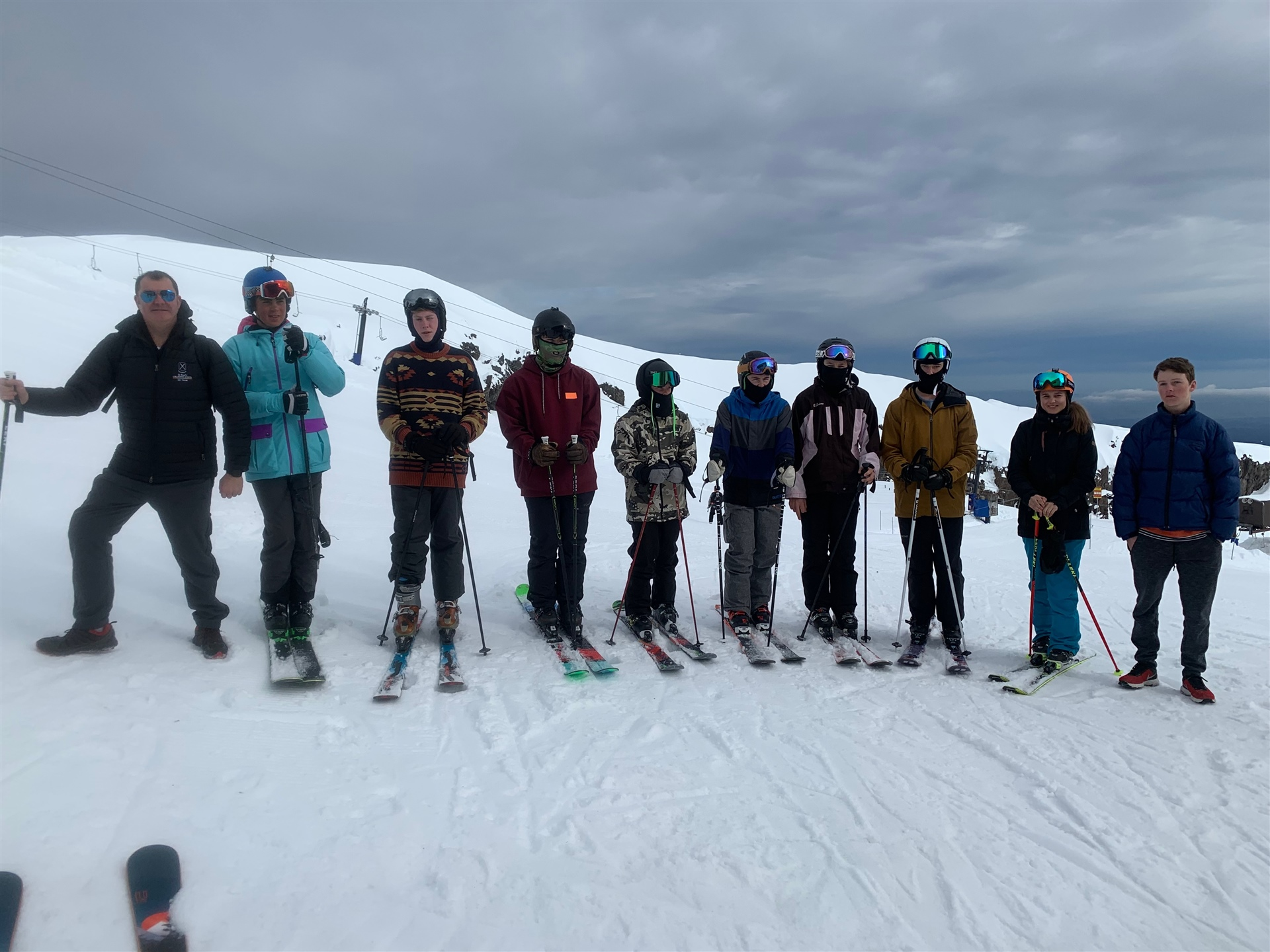 Skiers hit the slopes for Waikato champs