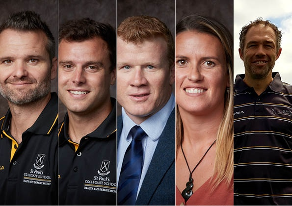 New sports staff and coaches welcomed in 2020