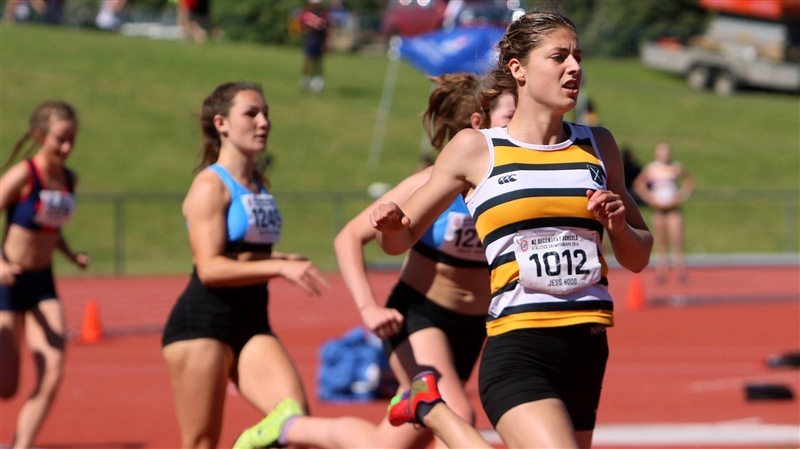 Athletes continue medal streak at Waikato Bay of Plenty Champs