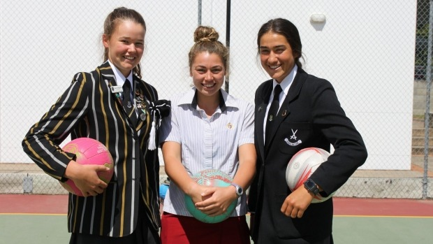 Hamilton netballers selected for New Zealand Secondary School squad