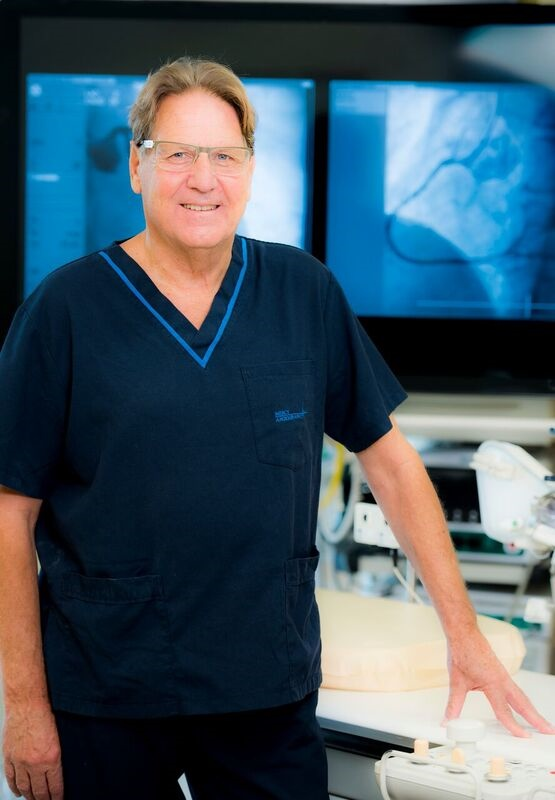 Global honour for leading cardiologist