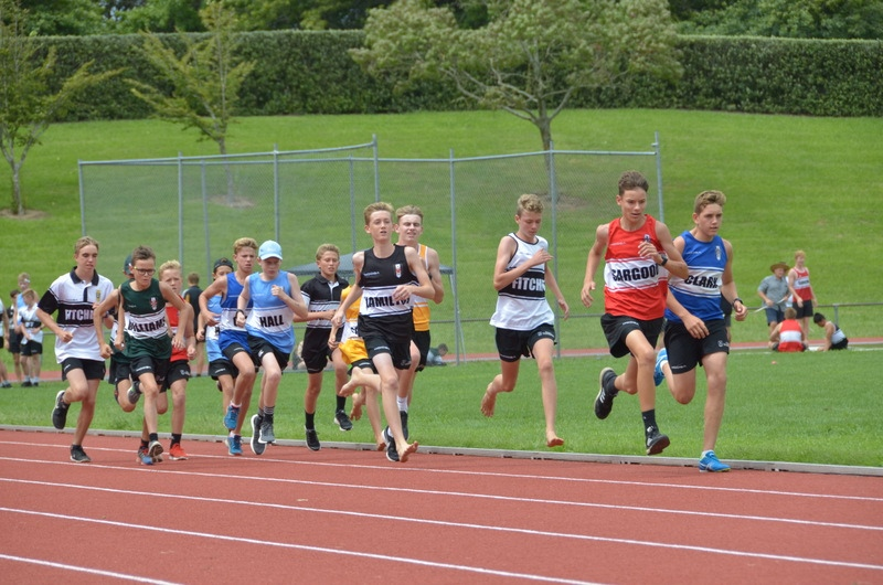 Athletics day kicks off inter-house competitions