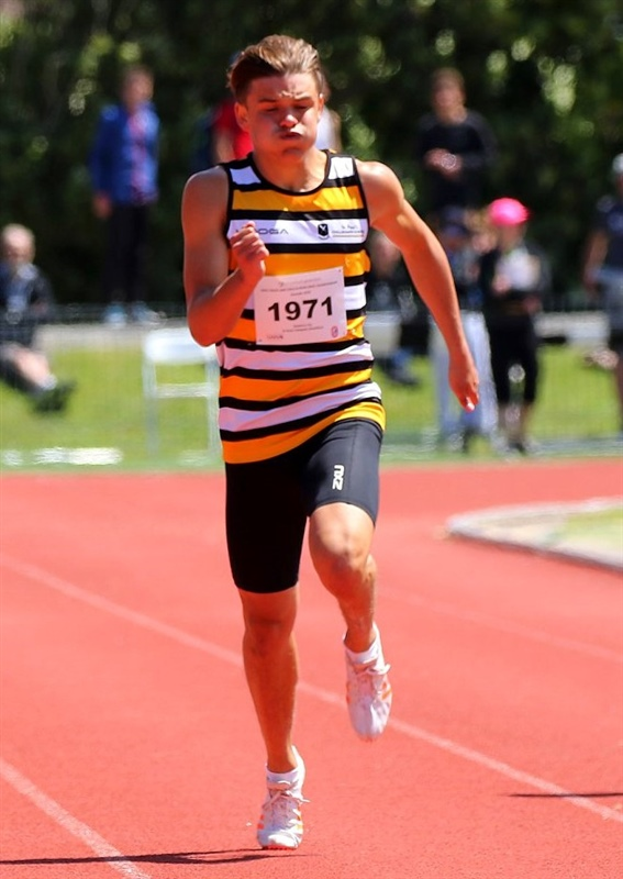 Athletes perform well at nationals