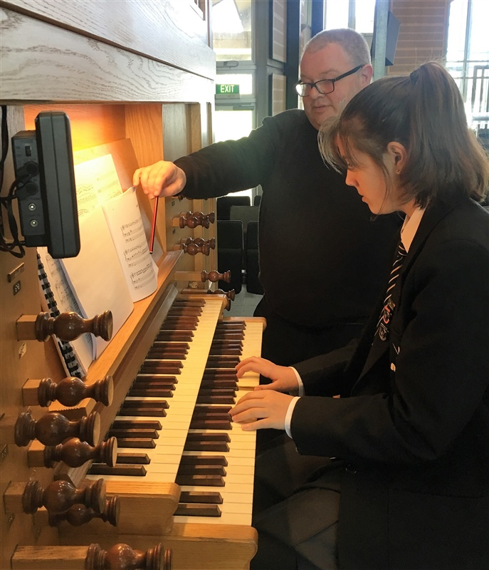 A new era of organists