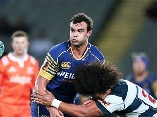 Otago lock Tom Franklin joins Steamers