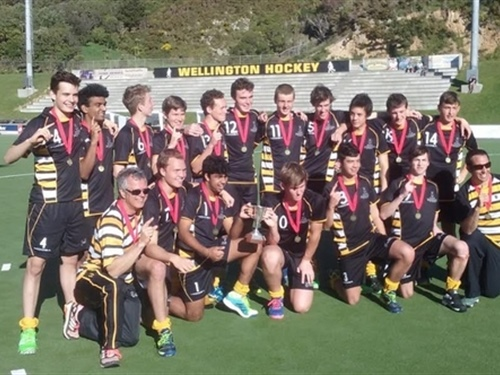 1st XI named Waikato sports team of the year