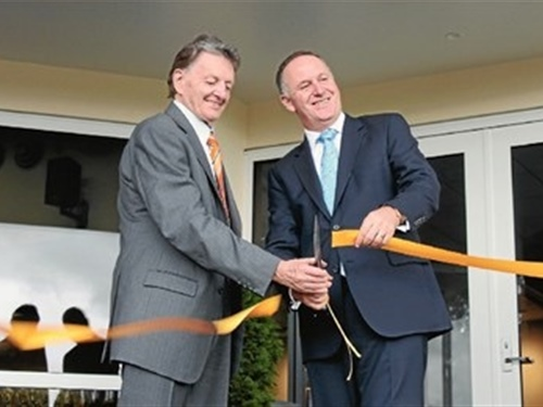 Key opens new agribusiness hub