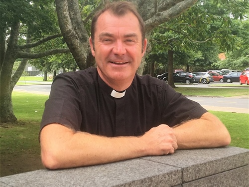 Cathedral Dean called back to school