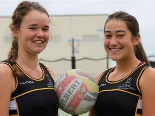 Students named in NZ secondary schools netball squad
