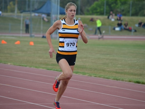 St Paul's dominate athletics competitions