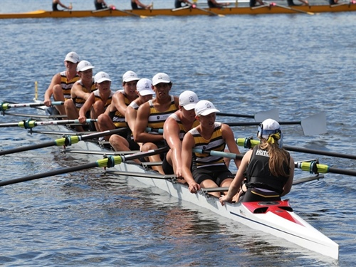 Rowers pull off historic heist at Maadi Cup