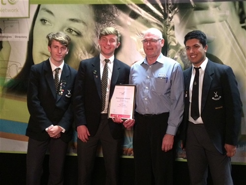 Agribusiness students take out top spots at Youth Enterprise Scheme Regional Awards