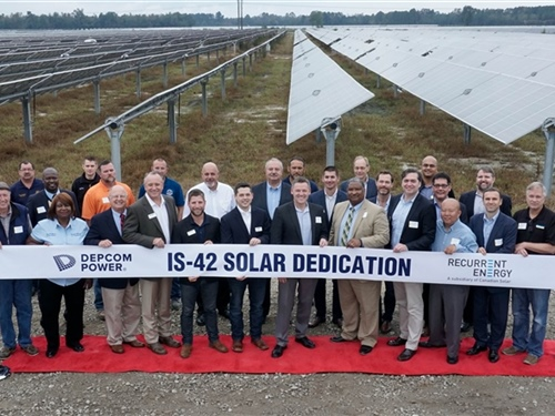 A bright future in the solar industry
