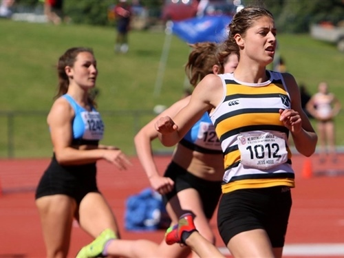 Jess Hood to represent NZ at Oceania Athletics Championships