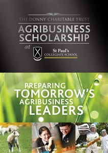 Donny Trust Agribusiness Scholarships