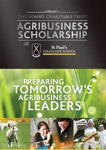 Donny Trust Agribusiness Scholarship
