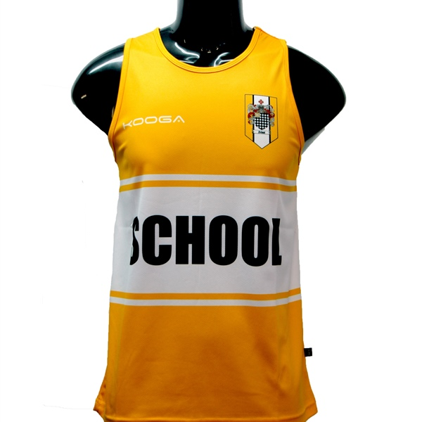 School House Kooga singlet (girls)