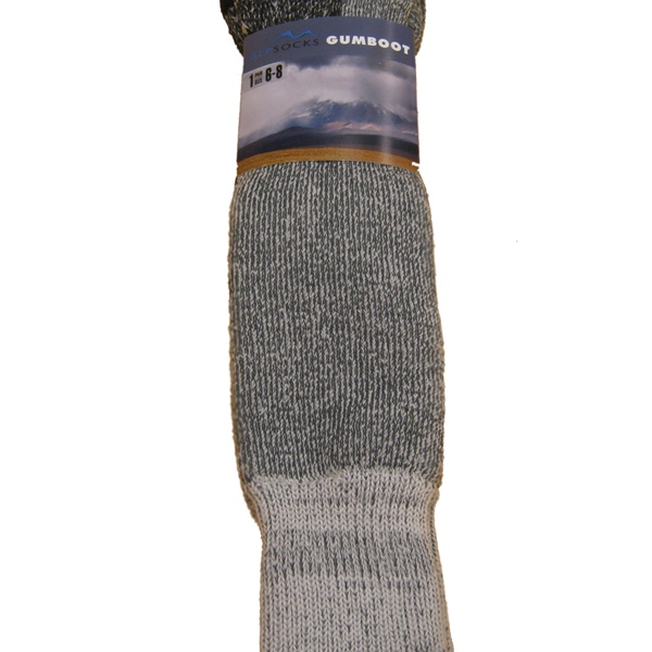 Socks - Alp thermal gumboot anti-twist